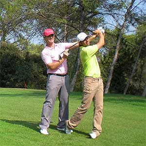 Cours particuliers Robion Driving Golf
